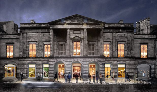 Edinburgh's Assembly Rooms to reopen in time for Fringe
