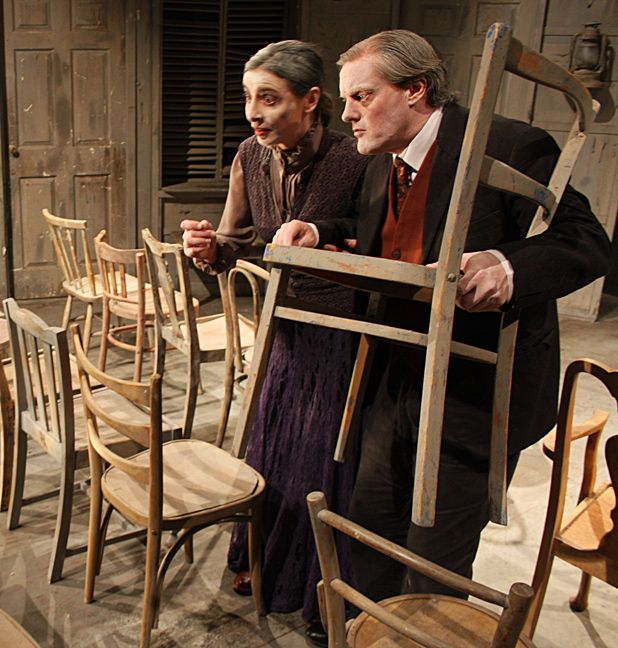 Blue Raincoat theatre company to tour Ionesco's The Chairs