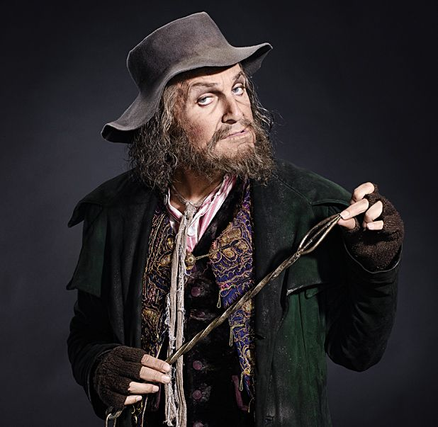Brian Conley to play Fagin in Oliver!