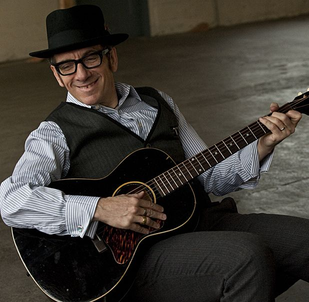 Elvis Costello - Clyde Auditorium, Glasgow, Fri 11 May