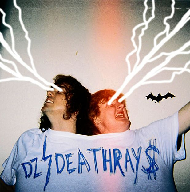 DZ Deathrays – Sneaky Pete's, Edinburgh, Tue 22 May 2012