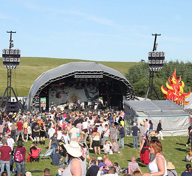 Summer Festivals 2012: Music