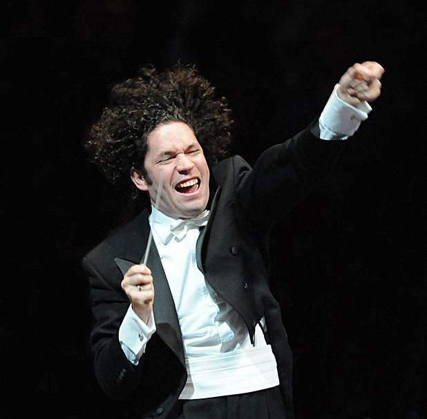 Gustavo Dudamel and The Simón Bolívar Symphony Orchestra of Venezuela to play at The Big Concert