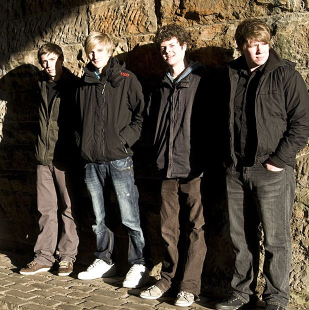 Eat, sleep and breathe: Sean Smith, We Were Promised Jetpacks