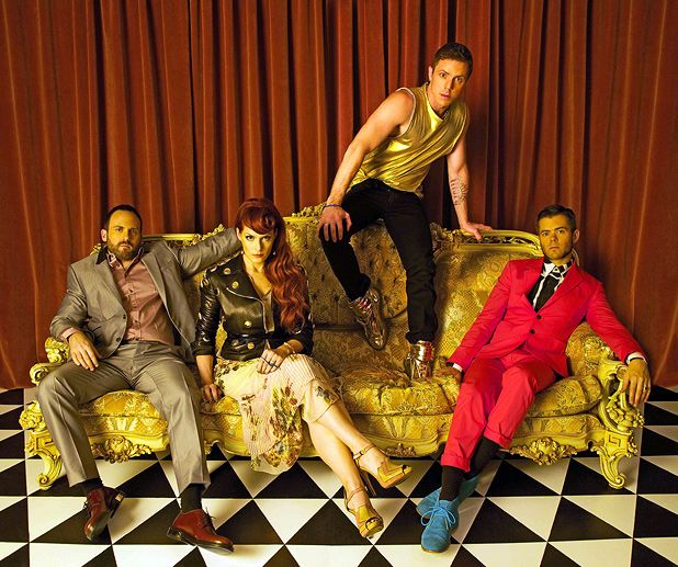 Interview: Scissor Sisters headline Wickerman festival 2012