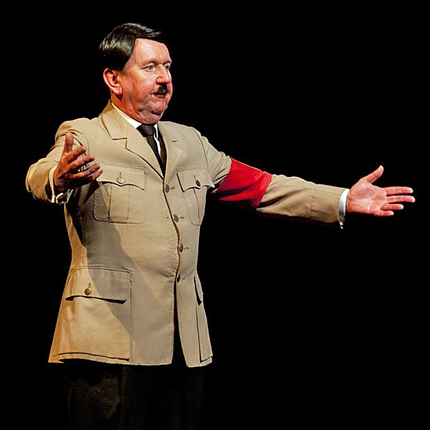 Edinburgh Festival 2012 features two Adolf Hitler-related shows