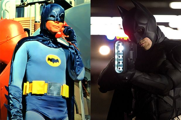 Batman in film: The changing face of an ever-evolving franchise