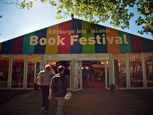 Edinburgh International Book Festival 2012 highlights