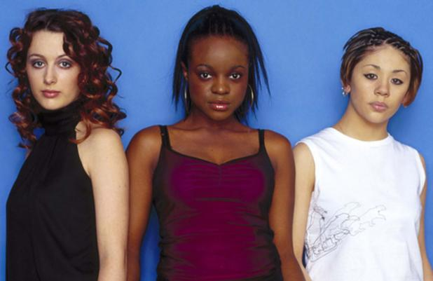 Siobhan, Keisha and Mutya in 2000