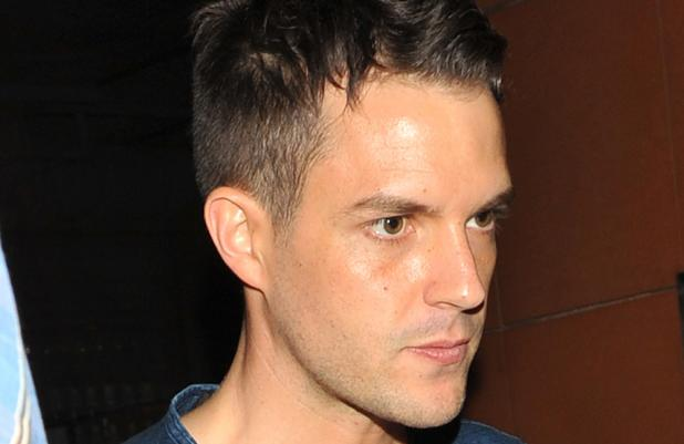 The Killers' Brandon Flowers