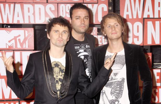 Muse: Matt, Chris and Dom