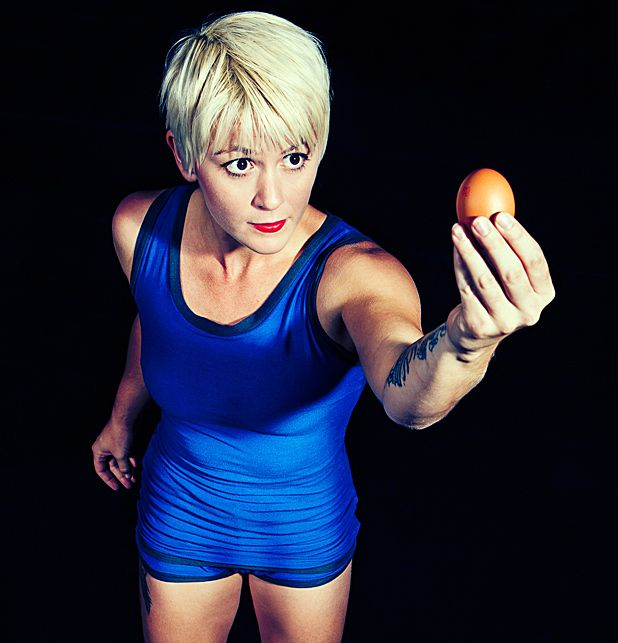 Australian company Casus bring physical performance Knee Deep to Fringe 2012