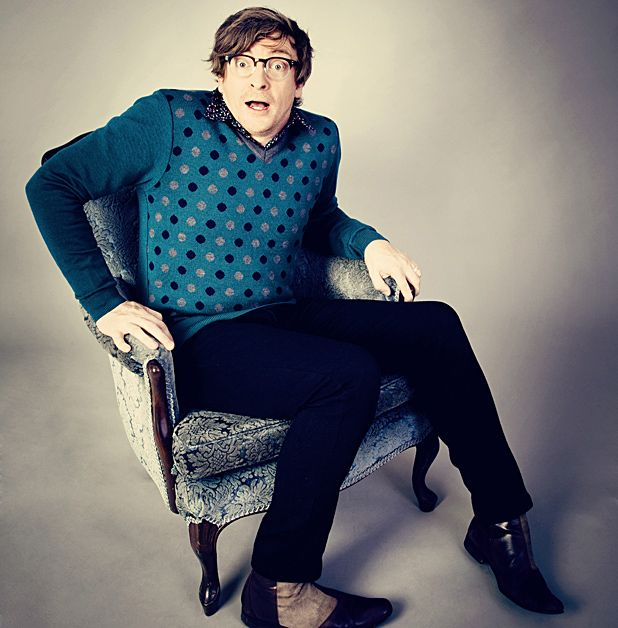 Conchords man Rhys Darby courts the apocalypse in 2012 Fringe show