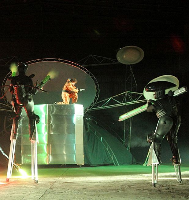 Polish theatre company Teatr Biuro Podrozy to stage Planet Lem