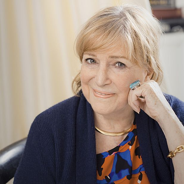 Author Shirley Conran discusses Fifty Shades of Grey
