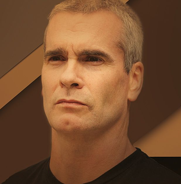 Five reasons to go see Henry Rollins