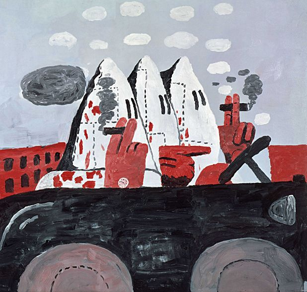 Philip Guston (1913-1980): Late Paintings