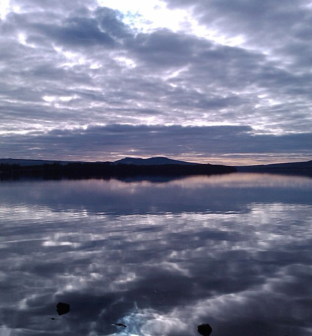 Loch Lomond - the perfect escape from city stress