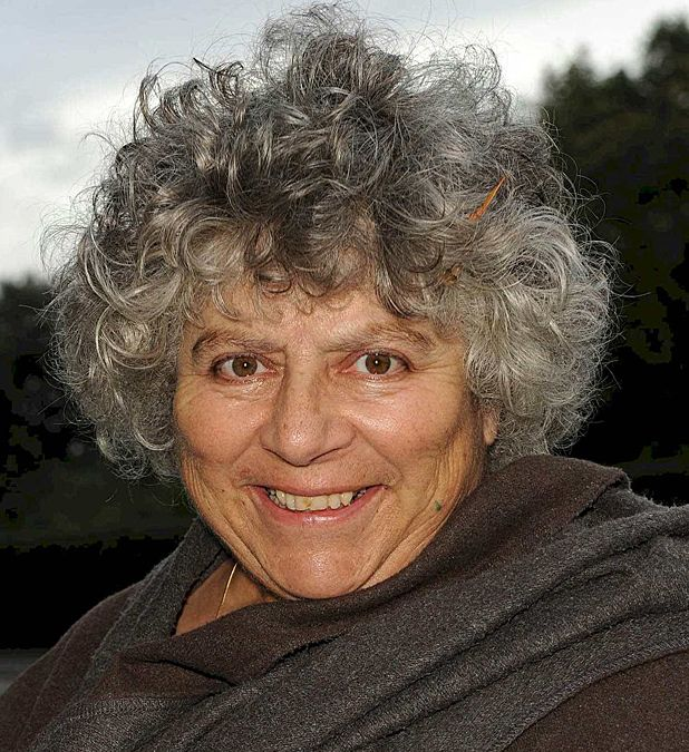 miriam margolyes how tall