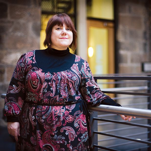 Louise Welsh - The Glasgow author tells us which short stories give her the creeps