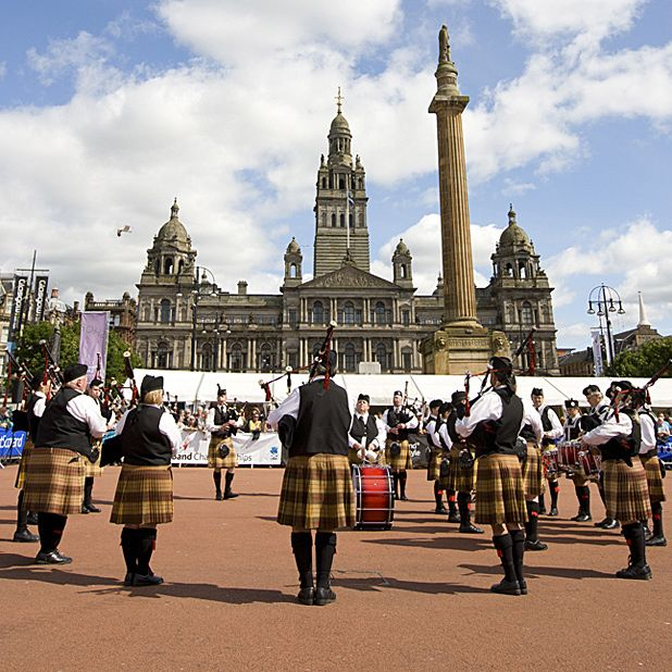 Glasgow packs a punch with two piping hot cultural events