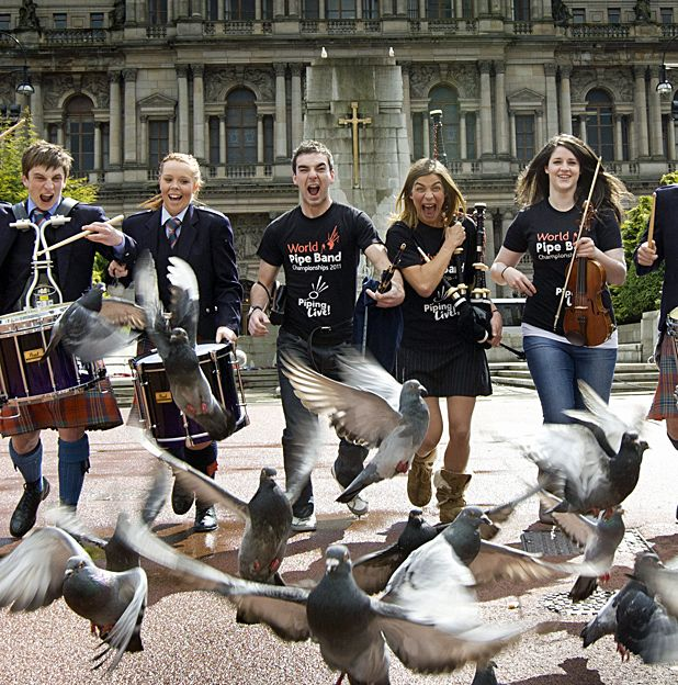 Spotlight On . . . Piping Live! Festival On Tour