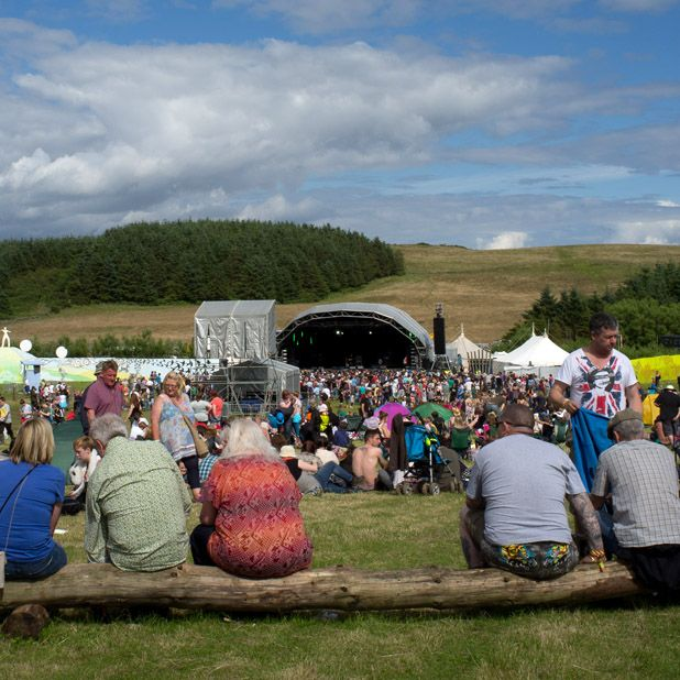 Wickerman Festival 2012