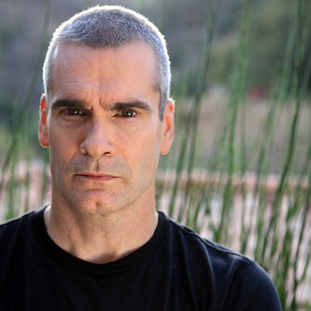 My Edinburgh: Henry Rollins