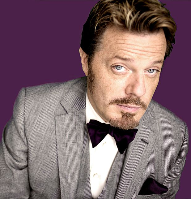 Eddie Izzard to appear at Fringe 2012