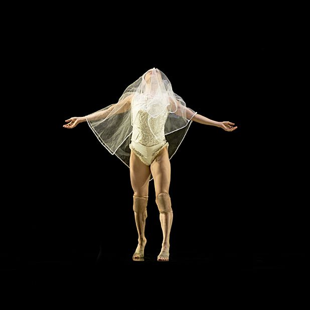 Dance icon Deborah Colker brings Tatyana to 2012 Edinburgh International Festival
