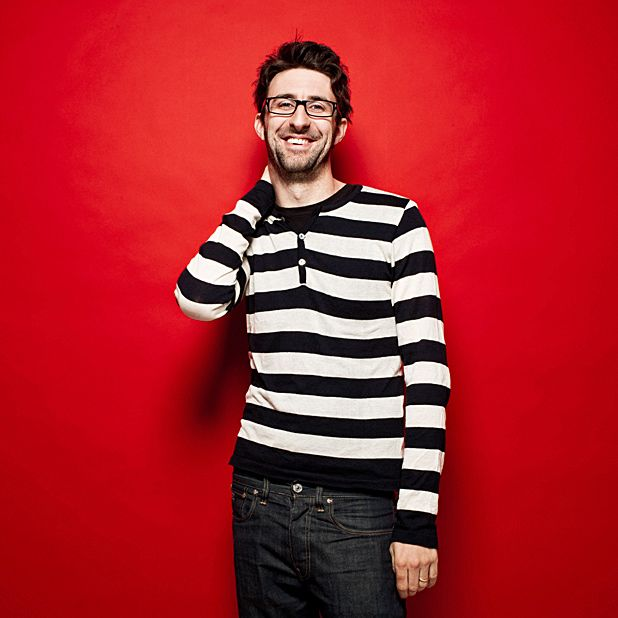 Mark Watson: The Information