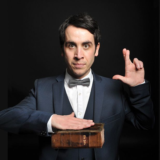 Pete Firman: Hoodwinker