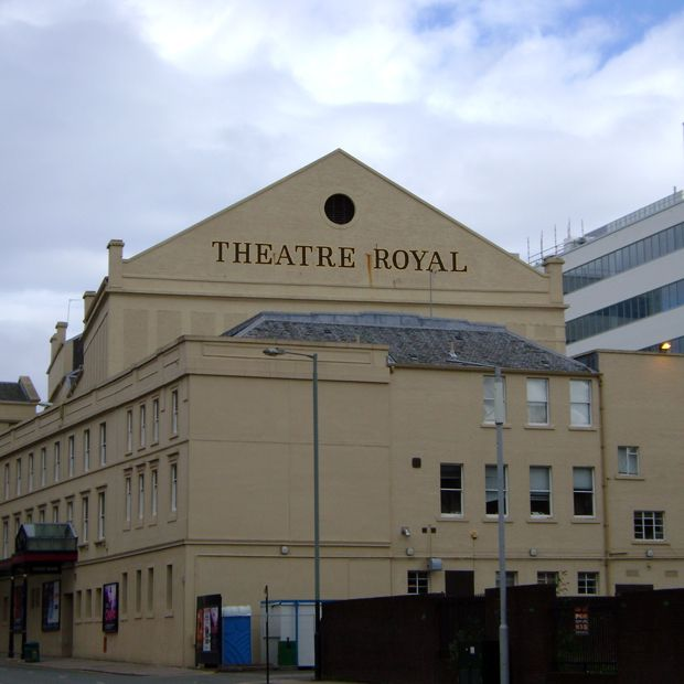 Glasgow's Theatre Royal to get £11.5m refit