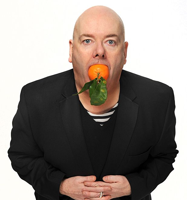 Ian Shaw: A Bit of a Mouthful
