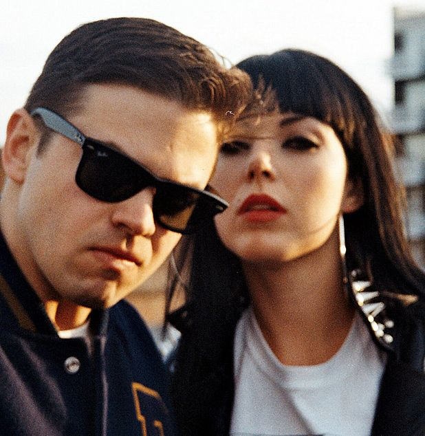 Noise-pop duo Sleigh Bells ready to shred Glasgow and Edinburgh venues on UK tour