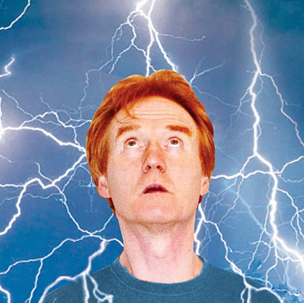 Owen O'Neill: Struck By Lightning