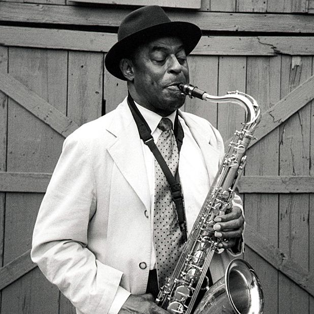Archie Shepp - Summerhall, Edinburgh, 1 Aug 2012