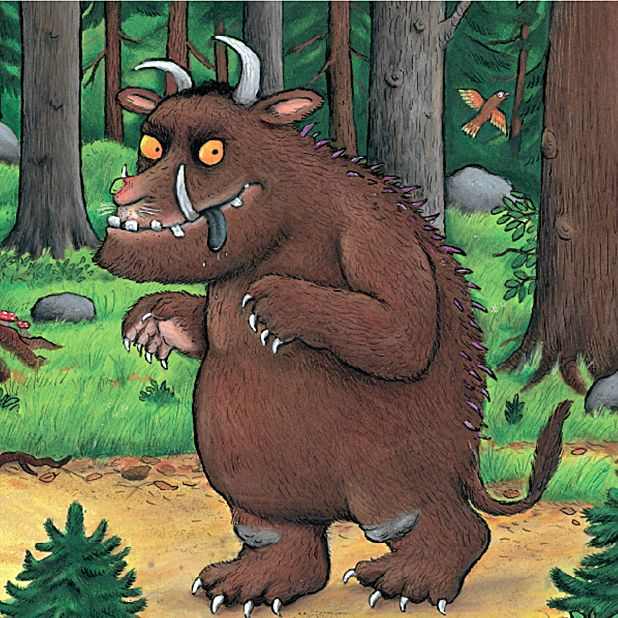 Julia Donaldson, James Robertson (trans) - The Gruffalo in Scots