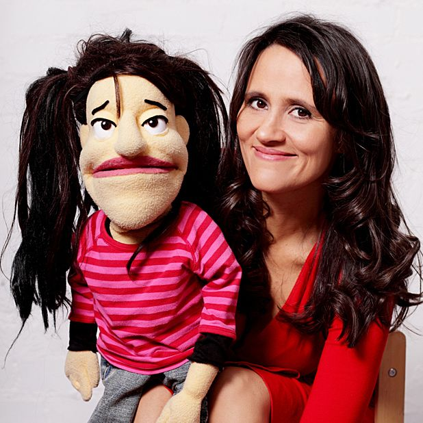Nina Conti - Dolly Mixtures