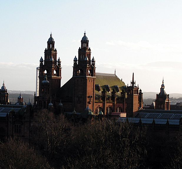 Why I love Glasgow, by Ewan Morrison