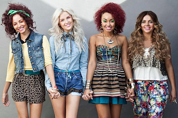 Little Mix to play at Edinburgh Playhouse on 2013 debut tour