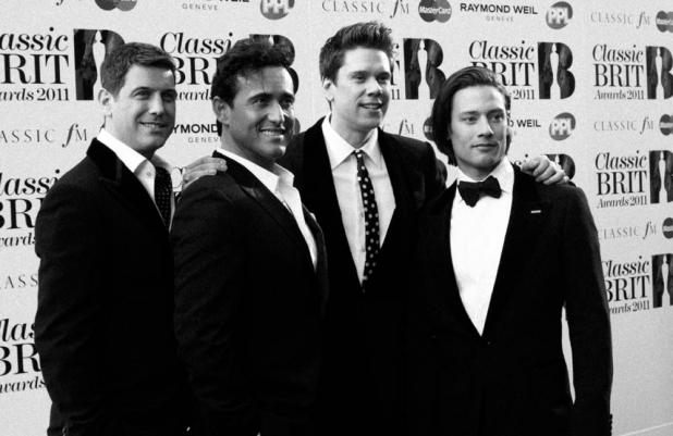 Il divo proud of greatest hits the list for Il divo cd list