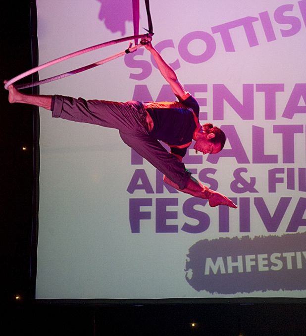 Scottish Mental Health Arts and Film Festival programme highlights
