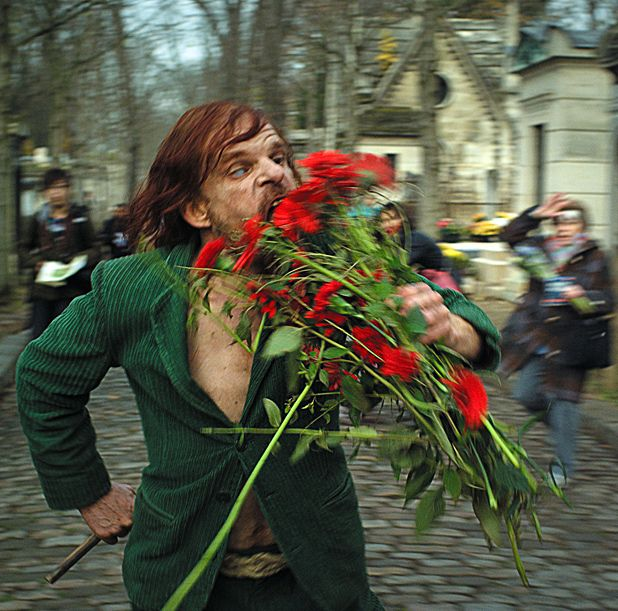 An examination of Leos Carax's Holy Motors