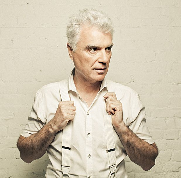 David Byrne tells us How Music Works