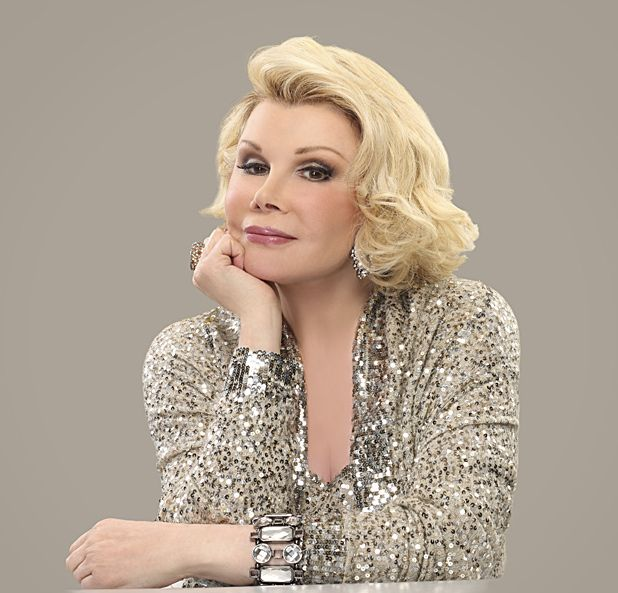 5 things you might not know about Joan Rivers