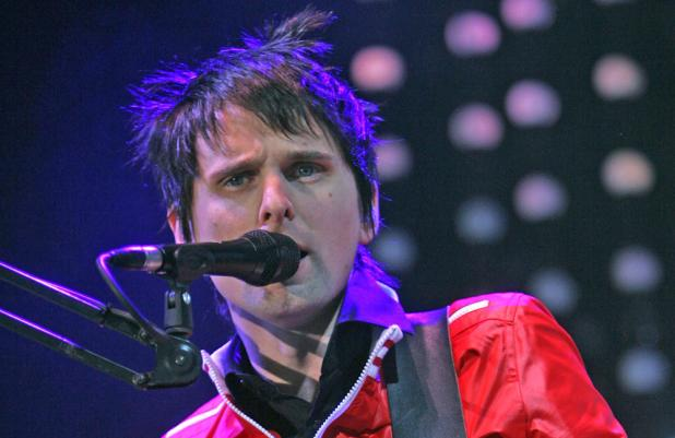 Muse singer Matt Bellamy