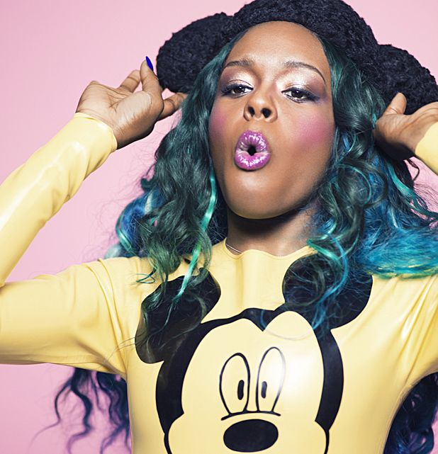 Azealia Banks – O2 ABC, Glasgow, Sat 29 Sep 2012