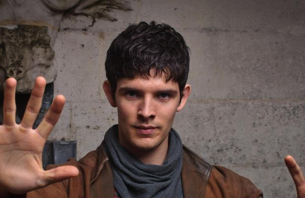 Merlin's Colin Morgan