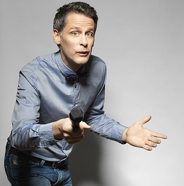 Comedian Scott Capurro on Blanchett, Bowie and Barbara Streisand
